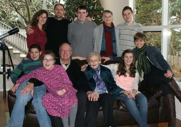 Sandy Abell Family
